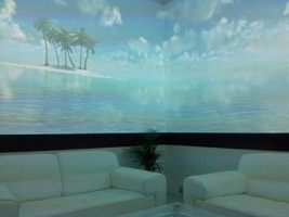 Анимированная переговорная комната, CSTB 2013