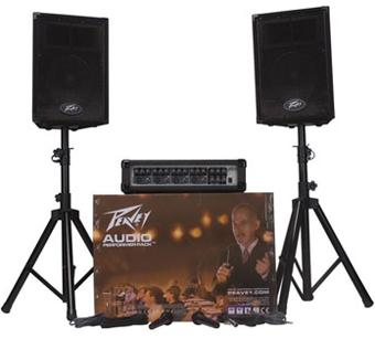 Звуковая система PEAVEY Audio Performer Pack